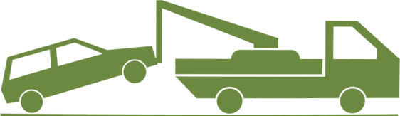 Bridgeport CT Towing Services Logo